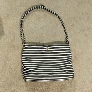 Kate Spade Striped Crossbody Bag
